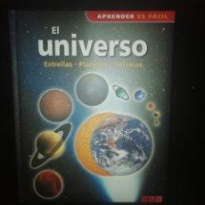 Libros: EL UNIVERSO. Lote 224558612