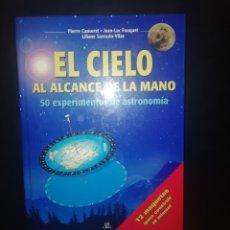 Libros: EL CIELO AL ALCANCE DE LA MANO. Lote 224558627