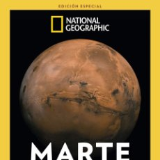 Livres: MARTE EXTRA NATIONAL GEOGRAPHIC. Lote 227847400