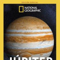 Livres: JÚPITER EXTRA NATIONAL GEOGRAPHIC. Lote 227847500
