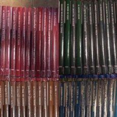 Libros: COLECCION COMPLETA 70 LIBROS+ 2 EDICIONES GRANDES -UN PASEO POR EL UNIVERSO -(2019) EDICIONES RBA. Lote 231953500