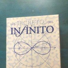Libros: LOS SECRETOS DEL INFINITO. Lote 232272995