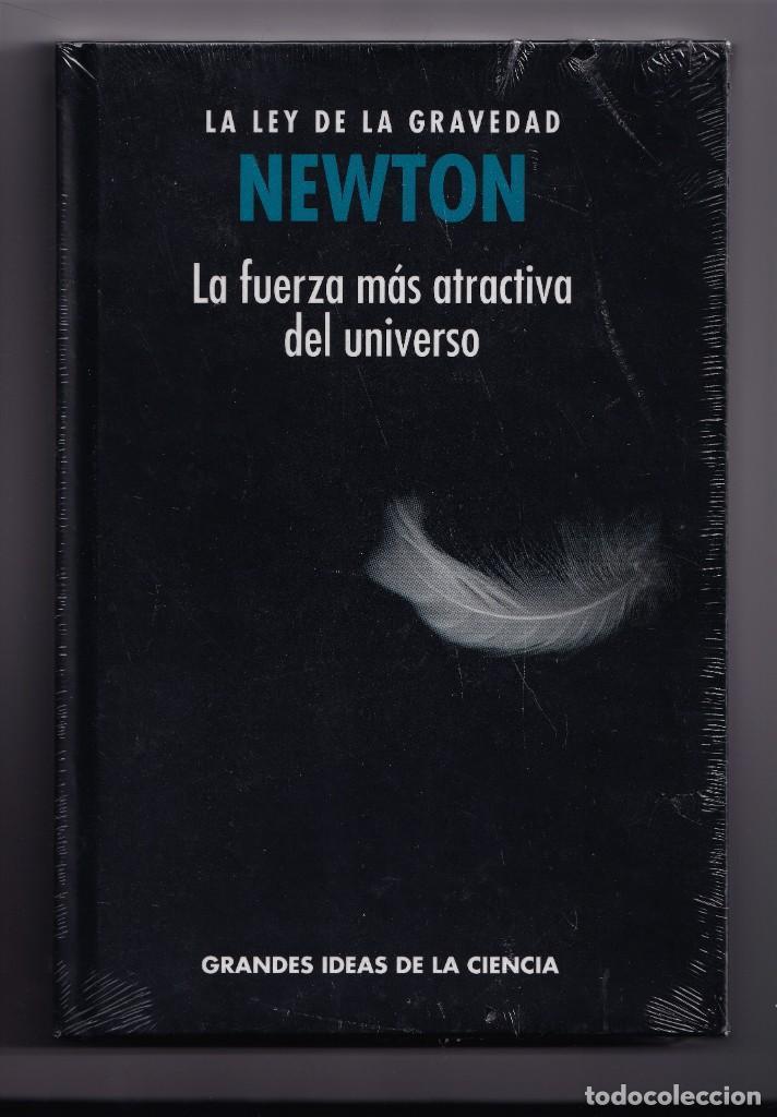 LA LEY DE GRAVEDAD DE NEWTON - LA FUERZA MAS ATRACTIVA DEL UNIVERSO - GRANDES IDEAS DE LA CIENCIA (Libros Nuevos - Ciencias, Manuales y Oficios - Astronomía )