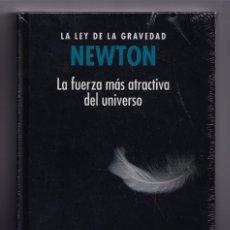 Libros: LA LEY DE GRAVEDAD DE NEWTON - LA FUERZA MAS ATRACTIVA DEL UNIVERSO - GRANDES IDEAS DE LA CIENCIA. Lote 234890470