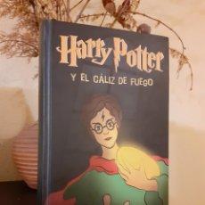 Libros: HARRY POTTER Y EL CALIZ DE FUEGO. Lote 235691395