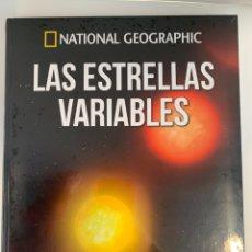 Libros: ATLAS DEL COSMOS LAS ESTRELLAS VARIABLES - NUEVO. Lote 236050720