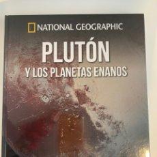 Libros: ATLAS DEL COSMOS - PLUTÓN Y LOS PLANETAS ENANOS. Lote 236110680