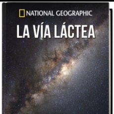 Libros: VÍA LÁCTEA VOLUMEN 5 - ATLAS DEL COSMOS NATIONAL GEOGRAPHIC- NUEVO. Lote 236124510