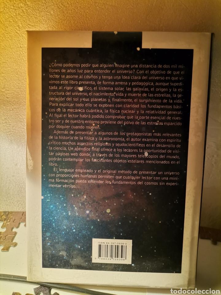 Libros: El cosmos en la palma de la mano. Manuel lozano leyva. Mondadori - Foto 2 - 237142510
