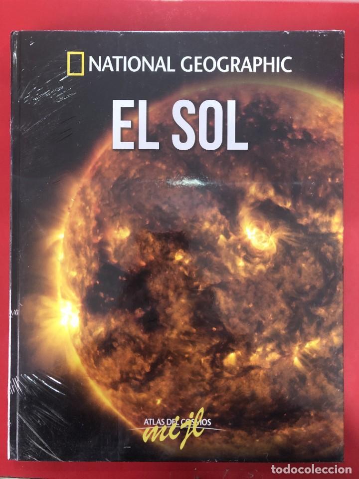 NATIONAL GEOGRAPHIC - EL SOL, ATLAS DEL COSMO - NUEVO PRECINTADO (Libros Nuevos - Ciencias, Manuales y Oficios - Astronomía )