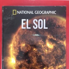 Libros: NATIONAL GEOGRAPHIC - EL SOL, ATLAS DEL COSMO - NUEVO PRECINTADO. Lote 238679145