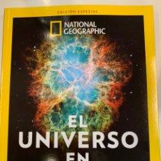 Libri: EL UNIVERSO EN IMÁGENES - EXTRA NATIONAL GEOGRAPHIC - NUEVO. Lote 242458485