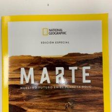 Libros: MARTE EXTRA COLECCIONISTA NATIONAL GEOGRAPHIC. Lote 242459365