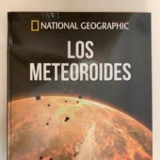 Libros: LOS METEROIDES COLECCIÓN ATLAS DEL COSMOS VOLUMEN 39. Lote 243353055