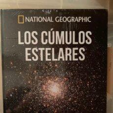 Libros: ATLAS DEL COSMOS LOS CÚMULOS ESTELARES VOLUMEN 38. Lote 244499955