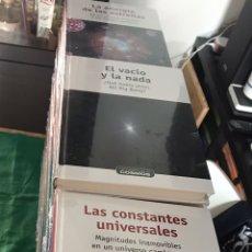 Libros: COLECCIÓN COMPLETA PASEO POR EL COSMOS - 70 VOLÚMENES - RBA. Lote 244971170