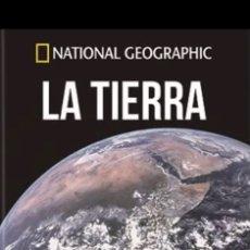 Libros: COLECCIÓN NATIONAL GEOGRAPHIC ATLAS DEL COSMOS LA TIERRA VOLUMEN 40 NUEVO. Lote 245208890