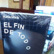 Libros: EL FIN DE TODO. KATIE MACK. ASTROFÍSICAMENTE HABLANDO. CRÍTICA. PRECINTADO. Lote 246688355
