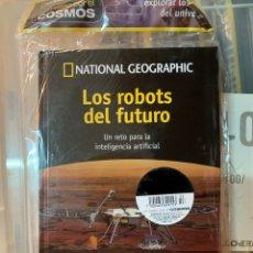 Libros: PASEO POR EL COSMOS LOS ROBOTS DEL FUTURO VOLUMEN 54. Lote 248667385