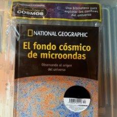 Libros: PASEO POR EL COSMOS EL FONDO CÓSMICO DE MICROONDAS VOLUMEN 53. Lote 248669015