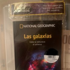 Libros: PASEO POR EL COSMOS LAS GALAXIAS VOLUMEN 55. Lote 248669200