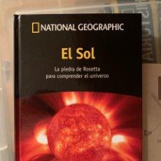 Libros: COLECCIÓN PASEO POR EL COSMOS NATIONAL GEOGRAPHIC - EL SOL. Lote 249500605