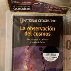 Libros: LA OBSERVACIÓN DEL COSMOS. Lote 249502250