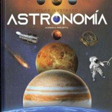 Libros: ATLAS ILUSTRADO DE ASTRONOMÍA. Lote 251198775