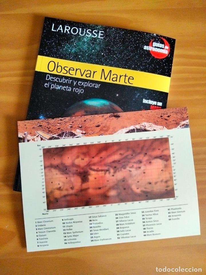 Libros: Observar Marte Larousse 2005. EIP - Foto 2 - 252957715
