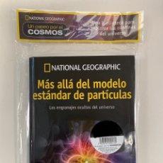 Libros: PASEO POR EL COSMOS - MÁS ALLÁ DEL MODELO ESTÁNDAR SE PARTÍCULAS - NUEVO. Lote 260323655