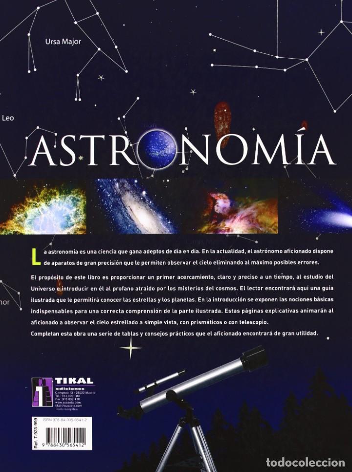 Libros: ASTRONOMIA: GUIA PARA EL AFICIONADO. ANTONIN RUKL - Foto 2 - 261835040