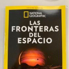 Libros: NATIONAL GEOGRAPHIC - LAS FRONTERAS DEL ESPACIO. Lote 262354845
