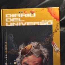 Libros: LIBRO DIARIO DEL UNIVERSO, DR. GENIO, CON MULTITUD DE ILUSTRACIONES. Lote 265627569