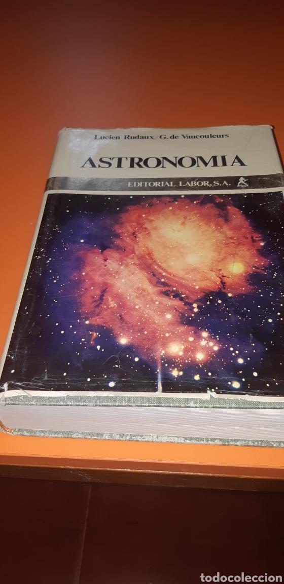 LIBRO ASTRONOMIA LUCIEN RUDAUX/G.DE VAUCOULEURS (Libros Nuevos - Ciencias, Manuales y Oficios - Astronomía )