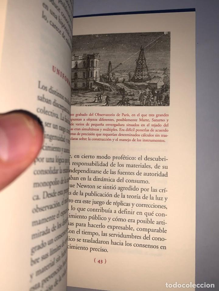 Libros: El telescopio de reflexión. Newton entre luces y cristales. Juan Pimentel. CSIC - Foto 3 - 269805178