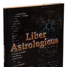 Libros: LIBER ASTROLOGICUS DE SAN ISIDORO. Lote 270689378