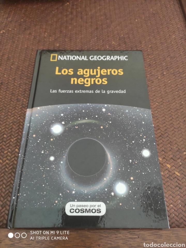 LOS AGUJEROS NEGROS NATIONAL GEOGRAPHIC (Libros Nuevos - Ciencias, Manuales y Oficios - Astronomía )