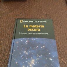 Libros: LA MATERIA OSCURA. Lote 271563433