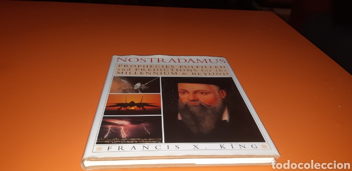 NOSTRADAMUS PROFECIAS CUMPLIDAS Y PREDICCIONES PARA EL MILENIO Y MAS ALLA EN INGLES (Libros Nuevos - Ciencias, Manuales y Oficios - Astronomía )