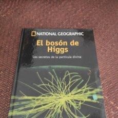 Libros: EL BOSÓN DE HIGGS. Lote 279372108