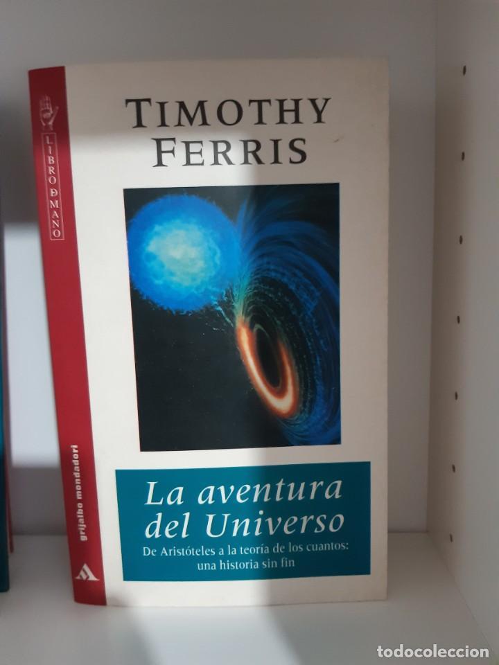 LA AVENTURA DEL UNIVERSO TIMOTHY FERRIS (Libros Nuevos - Ciencias, Manuales y Oficios - Astronomía )