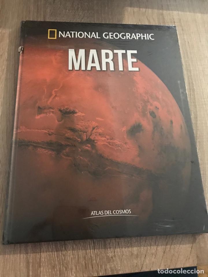 MARTE NATIONAL GEOGRAPHIC (Libros Nuevos - Ciencias, Manuales y Oficios - Astronomía )