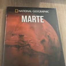 Libros: MARTE NATIONAL GEOGRAPHIC. Lote 285813493