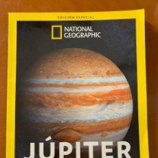 Libros: EXTRA NATIONAL GEOGRAPHIC JÚPITER - NUEVO. Lote 295579543