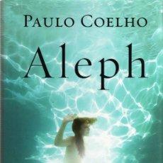 Libros: ALEPH DE PAULO COELHO - PLANETA, 2011 (NUEVO). Lote 34699749