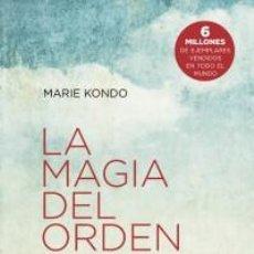 Libros: AUTOAYUDA. LA MAGIA DEL ORDEN - MARIE KONDO. Lote 71111477