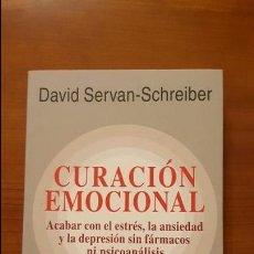Libros: CURACIÓN EMOCIONAL. Lote 79552377