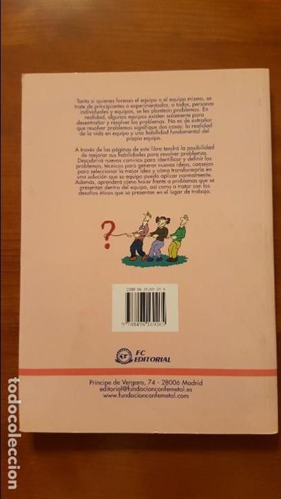 Libros: ¿Problemas? Resuélvalos en equipo - Foto 2 - 79553665