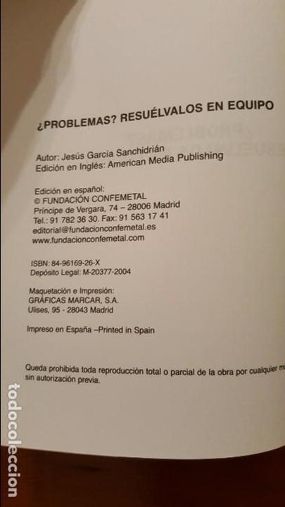 Libros: ¿Problemas? Resuélvalos en equipo - Foto 3 - 79553665