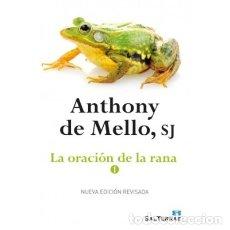 Libros: LA ORACIÓN DE LA RANA - 1 EDITORIAL SAL TERRAE. Lote 95777903
